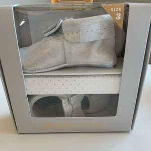 NIB Bow Moccasins from Freshly Picked